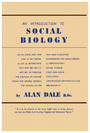 An Introduction to Social Biology - Introduction to Social Biology
